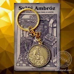 Kľúčenka svätého Ambróza 231c54345d1